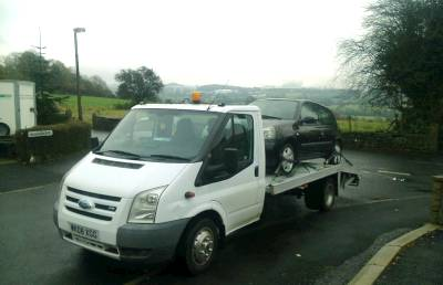 Scrap cars Bought In Clitheroe, Lancashire – Renault Clio
