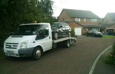 Damaged repairable cars Bought In Chorley, Lancashire – Vauxhall Corsa